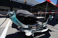 Huff ontsnapt bij zware crash Salzburgring