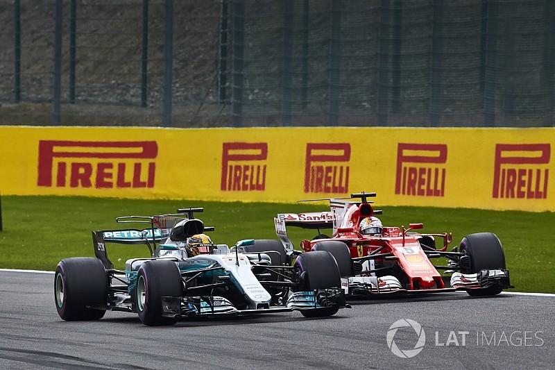 """Öl-Regeln in F1 ausgetrickst? Mercedes findet's """"völlig aufgeblasen"""""""