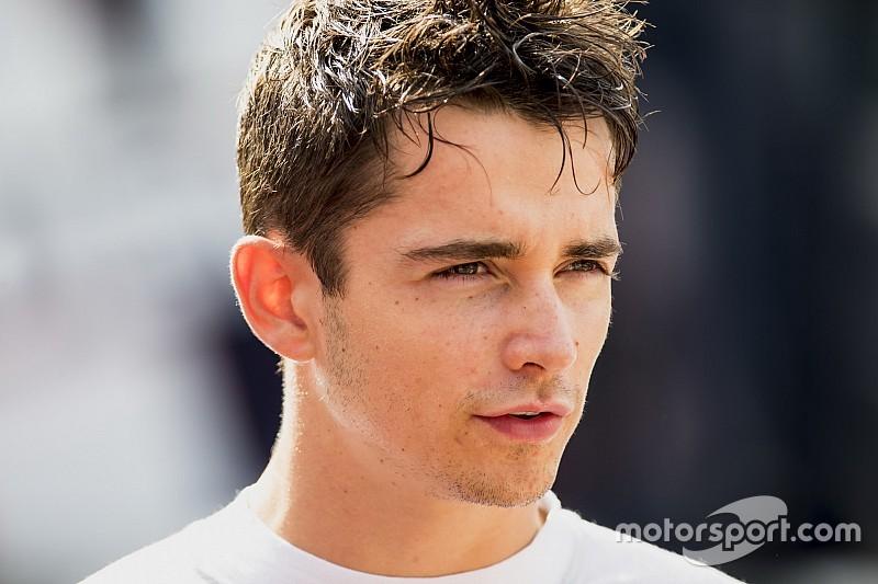 Леклер у 2017 році у складі Sauber візьме участь у чотирьох практиках