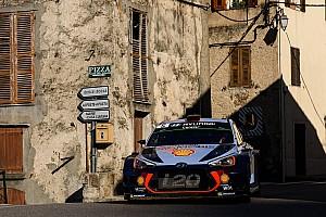 WRC Отчет о секции Невилль принес Hyundai первую победу в сезоне