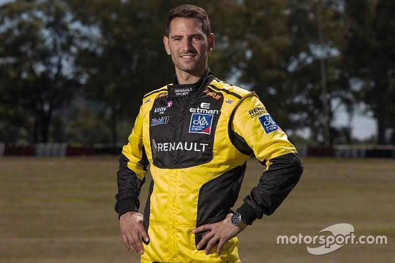 Ardusso con Renault Sport para el Dakar