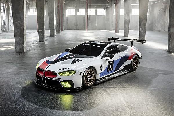 WEC Nieuws Foto's: Met deze bolide wil BMW winnen op Le Mans