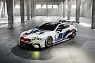 WEC BMW desvela el M8 GTE con el que participará en el WEC