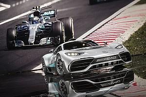 OTOMOBİL Son dakika  Mercedes-AMG Project One, F1 aracıyla birlikte üretilecek