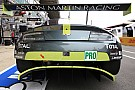 WEC Aston Martin mantém 'Vantage' em novo carro para GTE