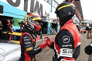 Blancpain Sprint Репортаж з гонки Blancpain Sprint у Зольдері: екіпаж Team WRT виграв першу гонку
