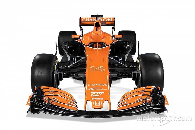 Галерея: новий болід Ф1 - McLaren MCL32