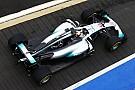 Formule 1 Bottas - Une Mercedes