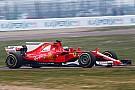 Формула 1 Новая машина Ferrari показалась Райкконену похожей на старую