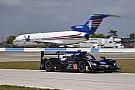 IMSA Lynn positive after first test in a Cadillac DPi-V.R