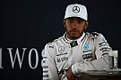 Hamilton calls for more social media freedom for F1 drivers