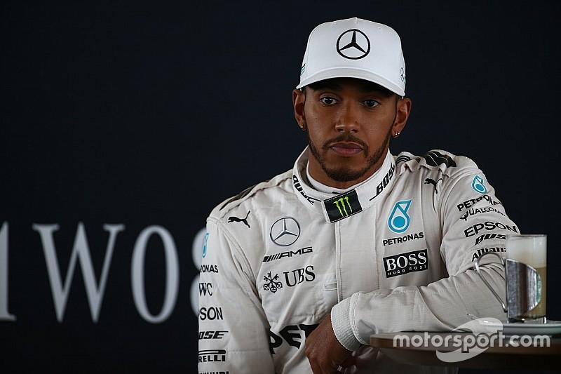 【F1】ハミルトン、新たなF1オーナーにSNSの規制緩和を求める