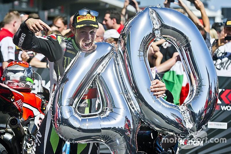 Kemenangan istimewa Jonathan Rea di Phillip Island