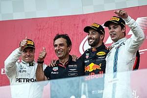 F1 Comentario Cinco cosas que aprendimos del Gran Premio de Azerbaiyán