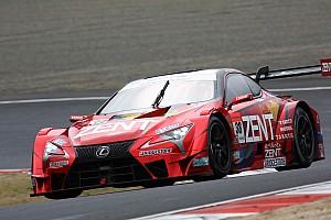 スーパーGT 速報ニュース 【スーパーGT岡山】フリー走行:レクサストップ4独占。38号車首位