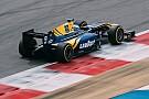 FIA F2 Ф2 у Бахрейні: Роуланд виграв першу практику нової ери