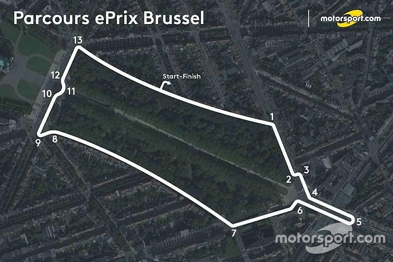 Formule E trekt niet naar Brusselse Koekelberg