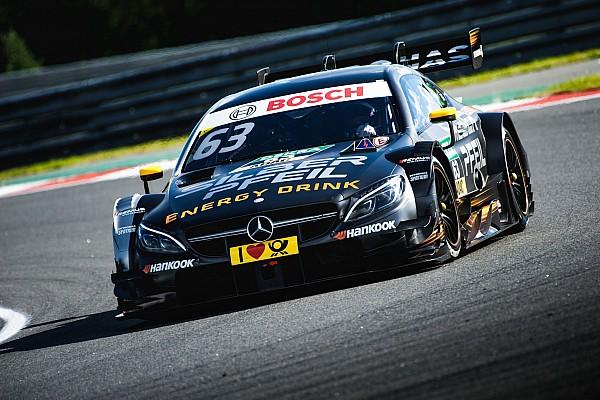DTM Résumé de course Course 2 - Maro Engel vainqueur à la surprise générale!