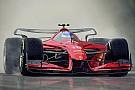 Formel 1 Designstudie: Die Formel 1 im Jahr 2025