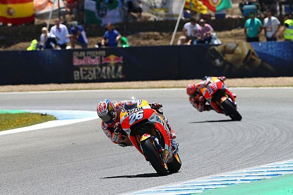 MotoGP Márquez revela que receio de cair o fez terminar em segundo