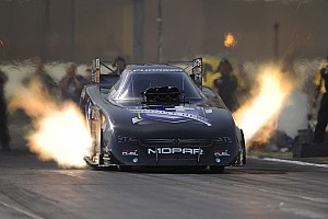 NHRA Race report Beckman scores first win of the season in Englishtown
