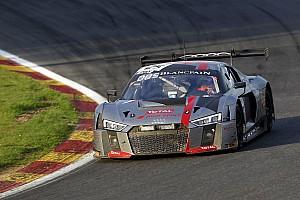 Blancpain Endurance Raceverslag 24 uur van Spa: Overwinning voor Saintéloc Audi