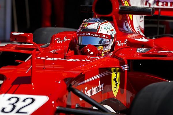 Формула 1 «Я просто влюбился в эту машину». Леклер о тестах с Ferrari