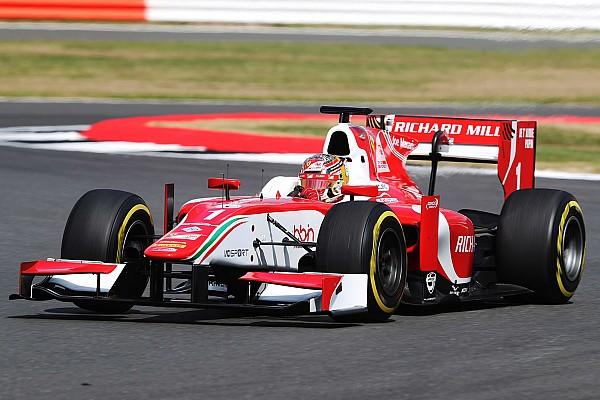 FIA F2 Reporte de calificación Leclerc mantiene su paso perfecto en calificación en F2