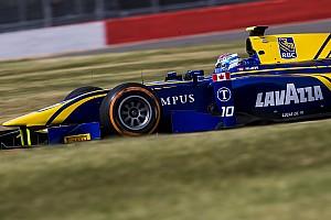 FIA F2 Yarış raporu Silverstone F2: Latifi ilk galibiyetine ulaştı