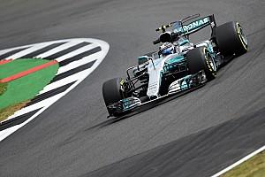 F1 Reporte de prácticas Bottas golpea primero en casa de Hamilton