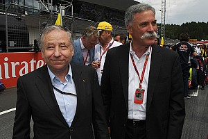 Ferrari, F1'deki veto hakkını kaybedebilir