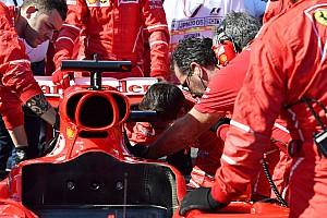 Ferrari потребує довгострокових рішень проблем - Феттель