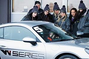 Galería: las 28 aspirantes a disputar la categoría femenina W Series