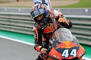 Moto2 Valencia: Kemenangan ketiga Miguel Oliveira