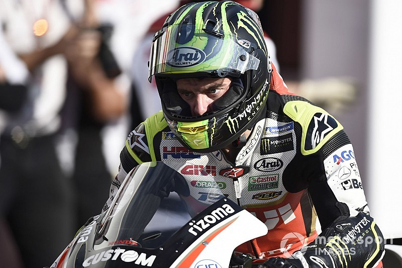Crutchlow to return to MotoGP action in Sepang test
