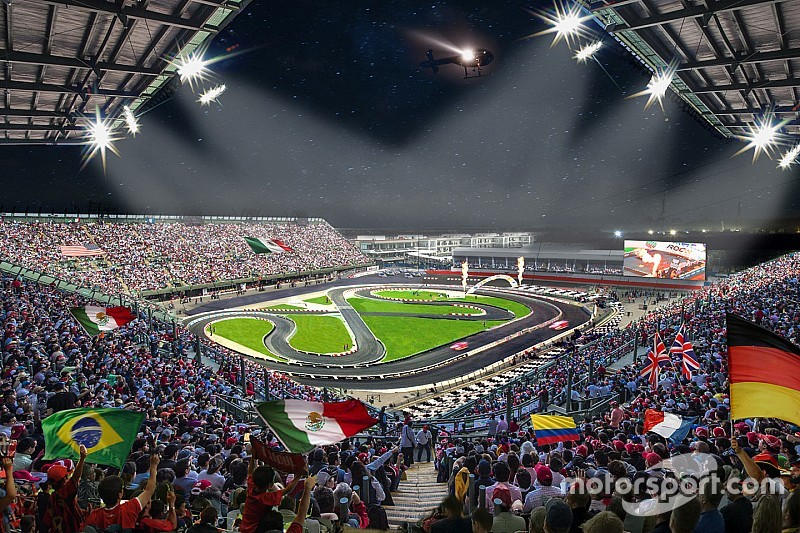 Race of Champions 2019 erstmals in Mexiko