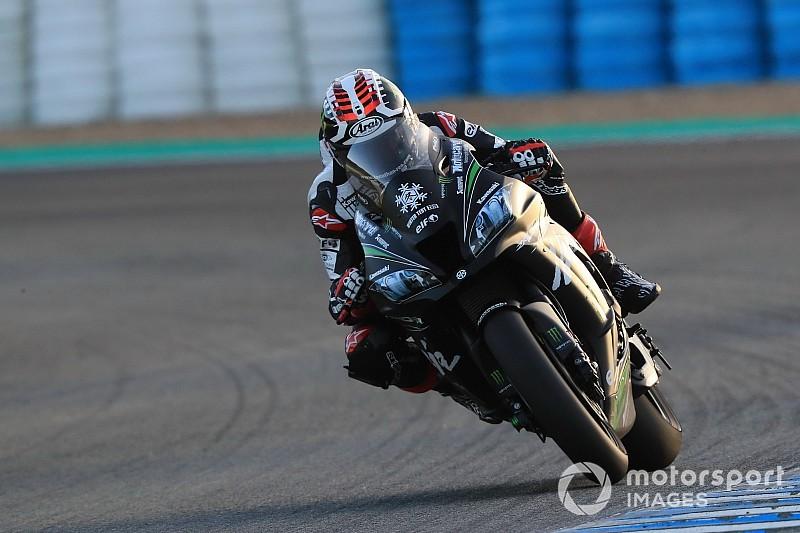 Test Jerez SBK, Giorno 2: Rea al comando, Ducati soddisfatta