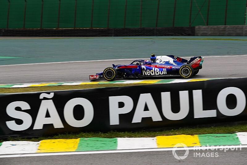 ブラジルFP2速報:ボッタスがトップ。トロロッソはガスリー12番手