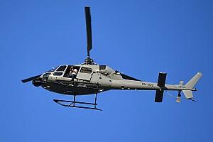Forma-1 a színfalak mögött: a helikopteres felvételek (videó)