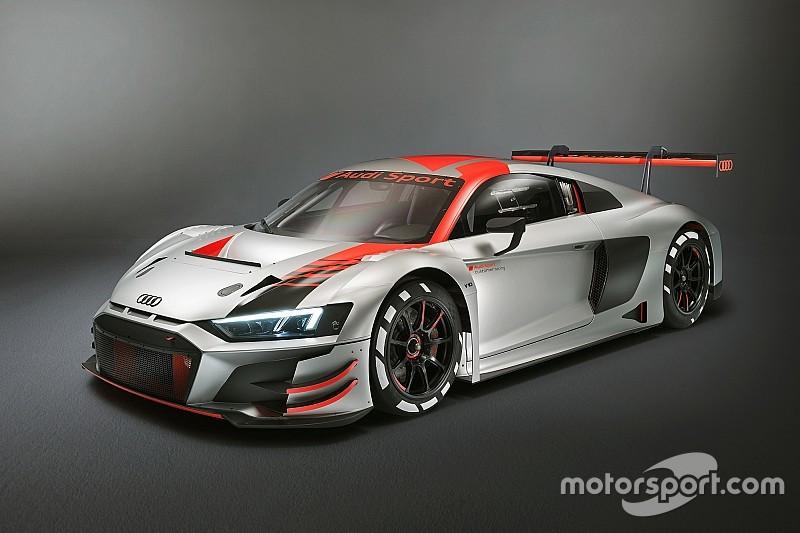 VLN8: Auch Audi bringt den neuen GT3-Renner zum Nürburgring