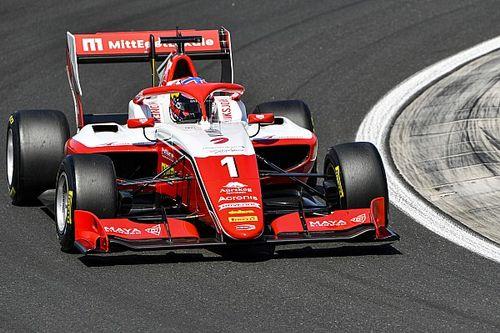 Sochi F3: Hauger seals title as Sargeant wins Race 1