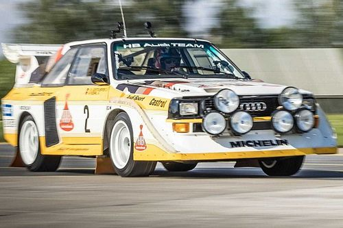 Ken Block signs with Audi, promises an electrifying future