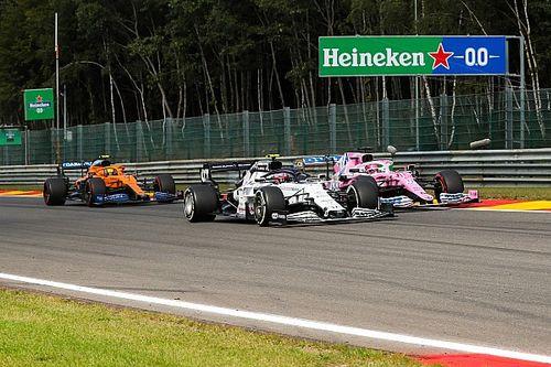 Así es el modo adelantamiento de la F1