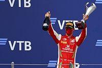 F2, Sochi: Mick Schumacher gana y es más líder