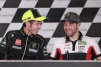 """Rossi estime que Crutchlow peut """"faire la différence"""" pour Yamaha"""