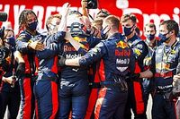 Horner surprised others didn't try Verstappen's tyre strategy