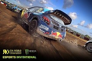 El World RX Esports supera el millón de espectadores en directo