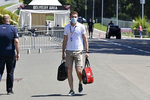 McLaren define Paul di Resta como piloto reserva em Silverstone