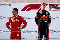 """Leclerc: """"Verstappen y yo no podíamos ni vernos"""""""