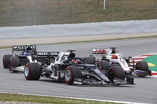 角田裕毅、F1スペインGPのリタイアはギヤボックスの問題が原因?「何も動かなかった」